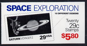 Space Exploration Booklet